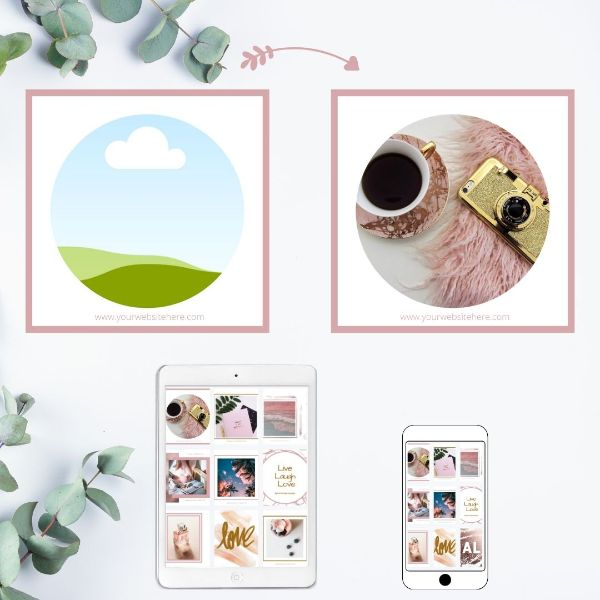 Pink-and-rose-gold-canva-templates