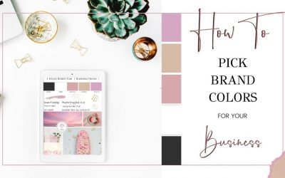 How To Pick Brand Colors For Your Business