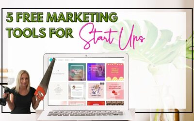 5 Free Marketing Tools For Start Ups